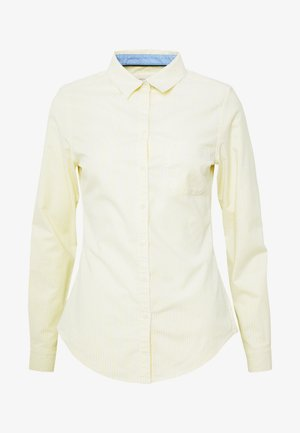 CAMI OXFORD - Overhemdblouse - yellow