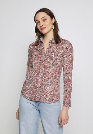 CAMISA RAYA PAISLEY - Camisa - multicolor