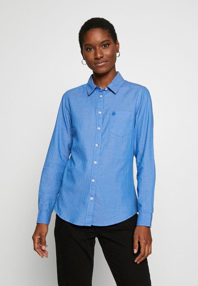 CAMI CODE - Bluse - blue