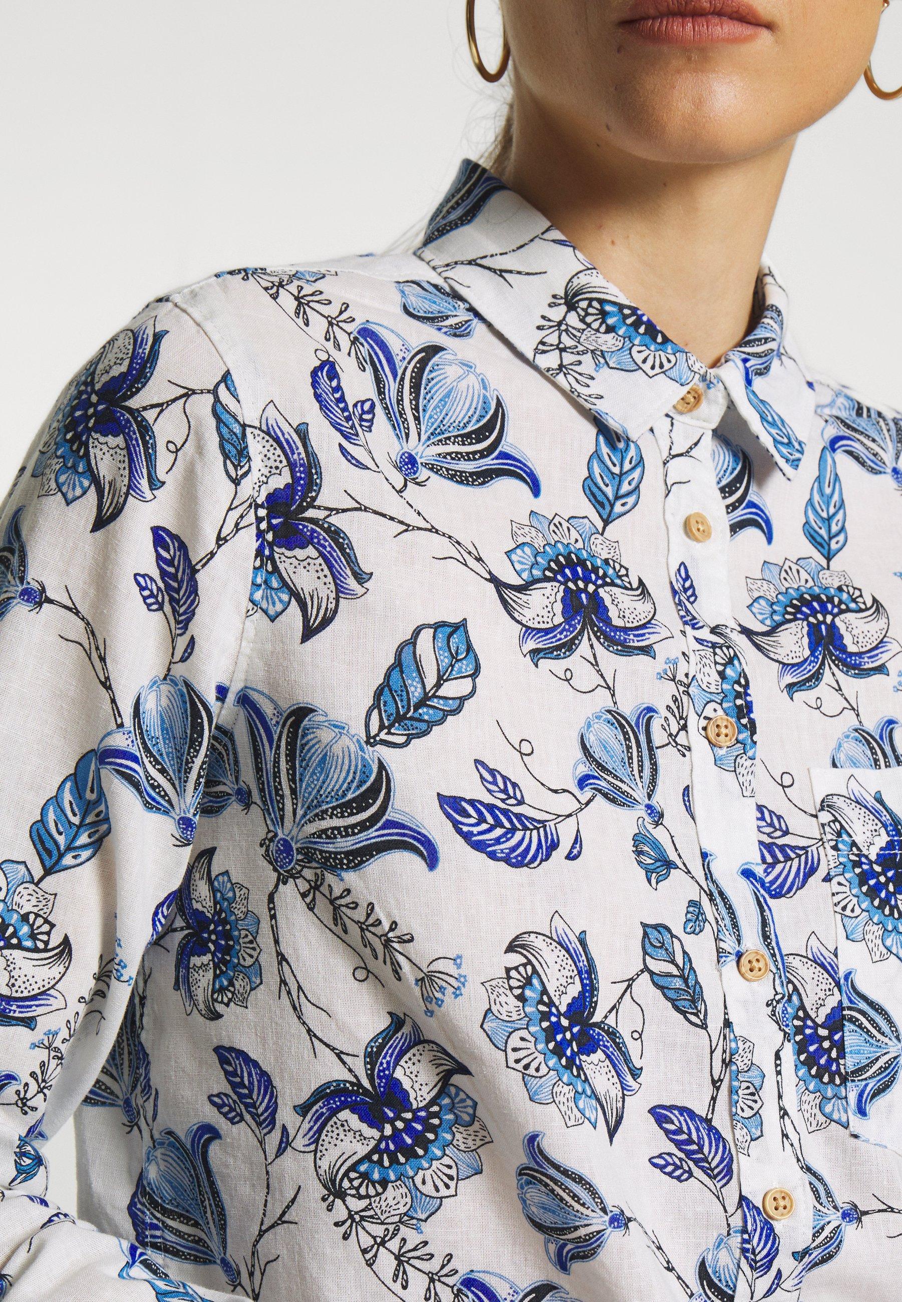 Springfield CAMISA - Koszula - medium blue