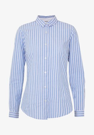 CAMISA POPELIN - Chemisier - medium blue