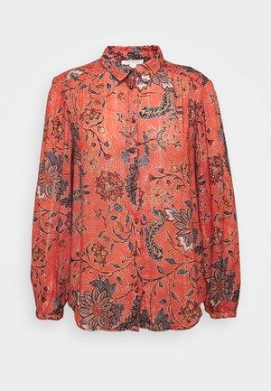 FLOR INDIGO - Button-down blouse - pink