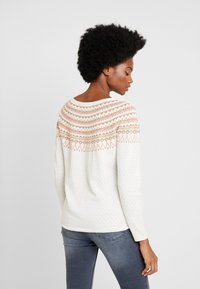 Springfield - Maglione - ivory - 2