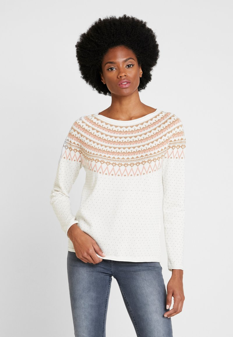 Springfield - Maglione - ivory