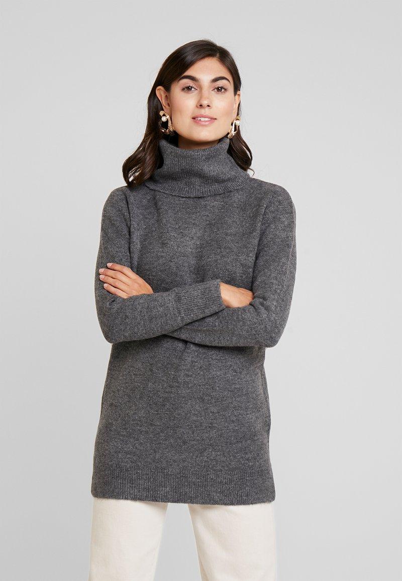 Springfield - Stickad tröja - dark grey