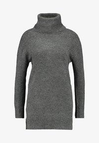 Springfield - Stickad tröja - dark grey - 3