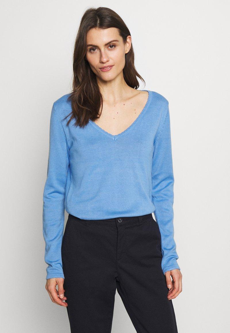 Springfield - FRANQUICIAS BASICO - Jumper - medium blue