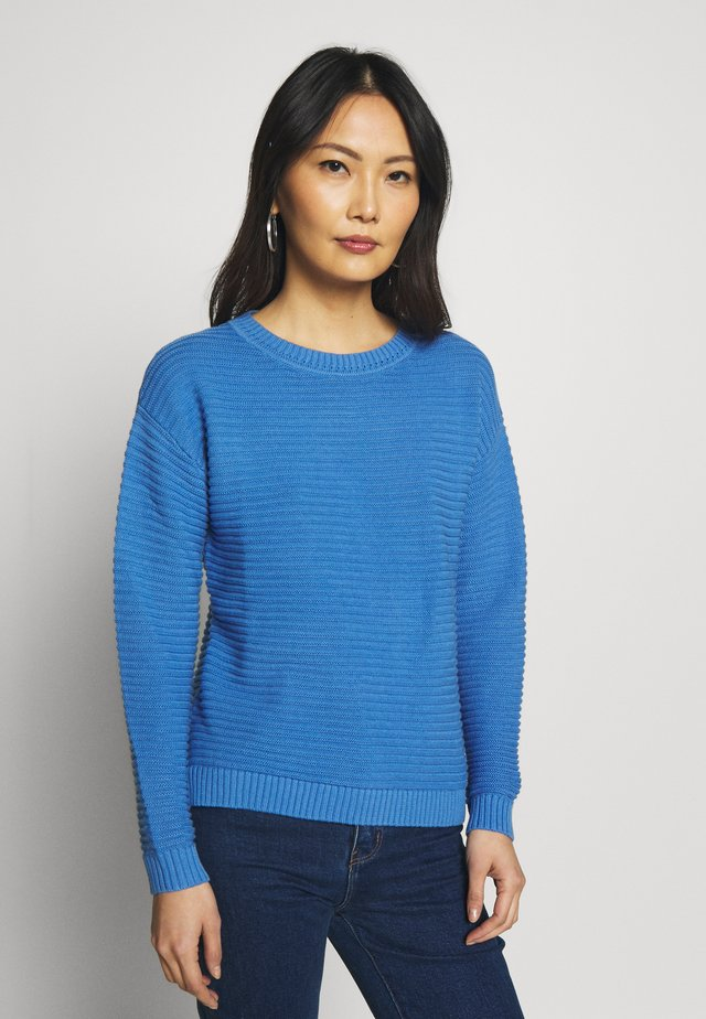 ESTRUCTURA - Strickpullover - light blue