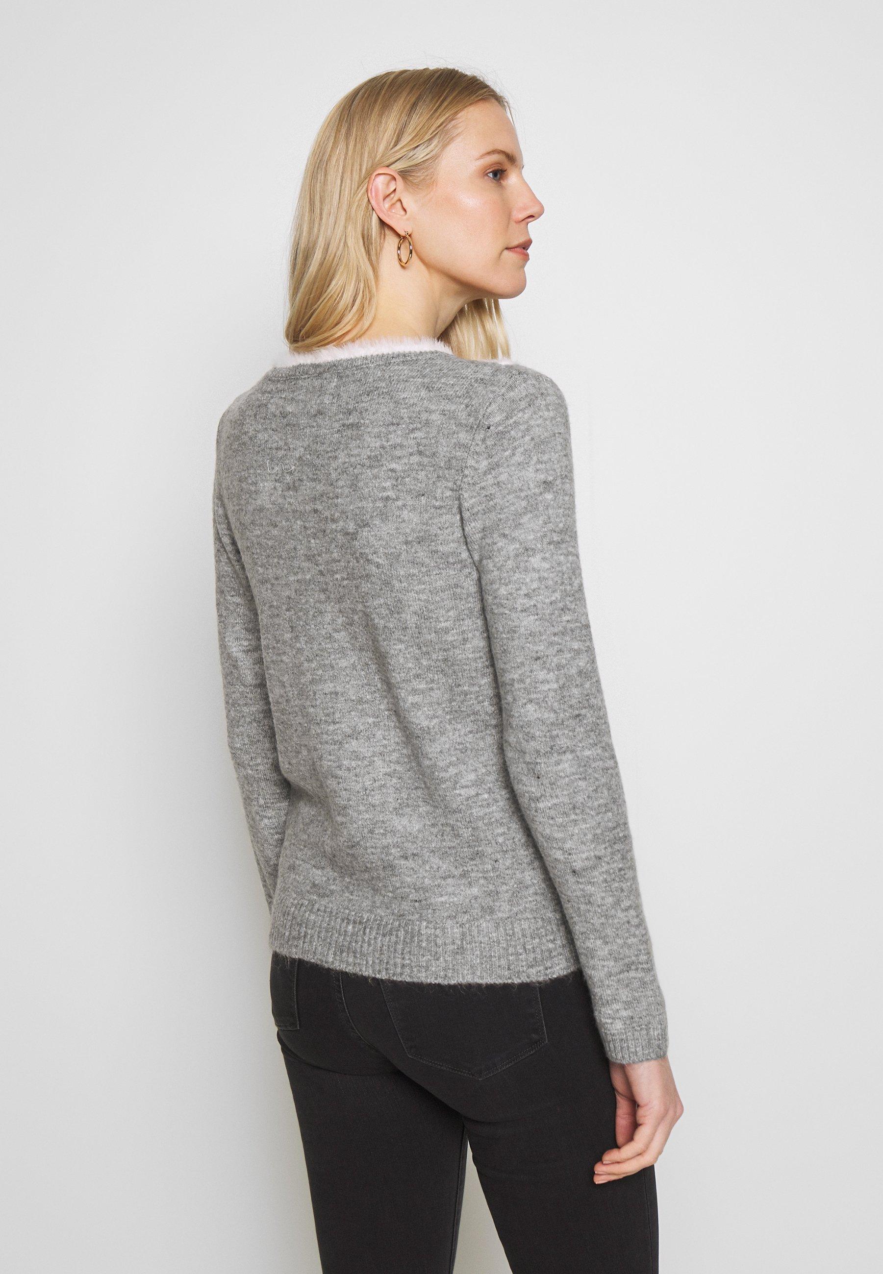 Springfield Flores Cordelé - Pullover Grey