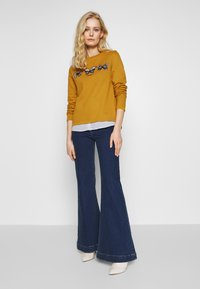 Springfield - Sweatshirt - yellow - 1