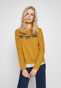 Springfield - Sweatshirt - yellow - 0