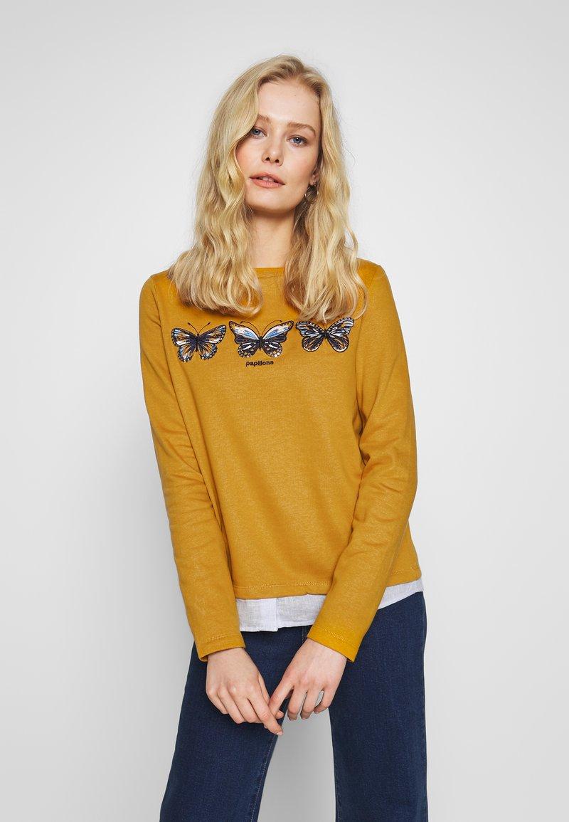 Springfield - Sweatshirt - yellow