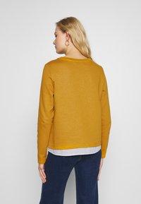 Springfield - Sweatshirt - yellow - 2