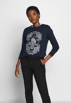 MANO DE FATIMA - Sweatshirt - dark blue