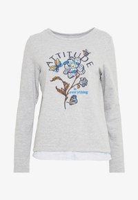 Springfield - BIMAT FLOR POSICIONAL - Sweatshirt - greys - 4