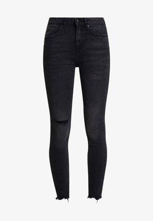 CROPPED - Jeans Skinny Fit - black