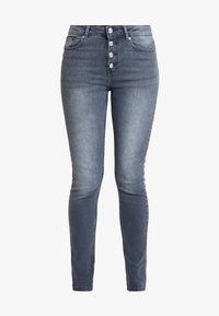 Springfield - SCULPT - Jeans Skinny Fit - greys - 4