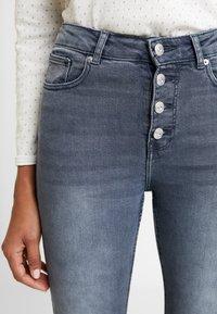 Springfield - SCULPT - Jeans Skinny Fit - greys - 3