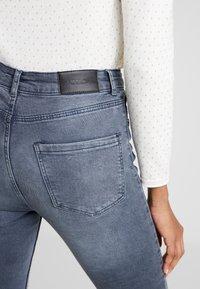 Springfield - SCULPT - Jeans Skinny Fit - greys - 5