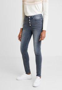Springfield - SCULPT - Jeans Skinny Fit - greys - 0
