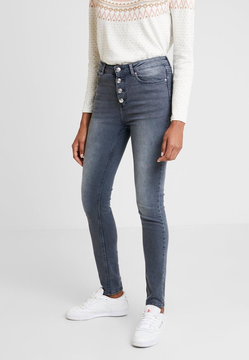 Springfield - SCULPT - Jeans Skinny Fit - greys