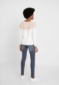 Springfield - SCULPT - Jeans Skinny Fit - greys - 2