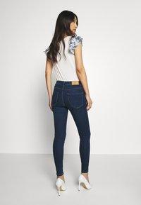 Springfield - Jeans Skinny Fit - dark blue - 2