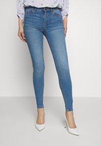 Springfield - Jeans Skinny Fit - medium blue - 0