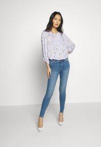 Springfield - Jeans Skinny Fit - medium blue - 1