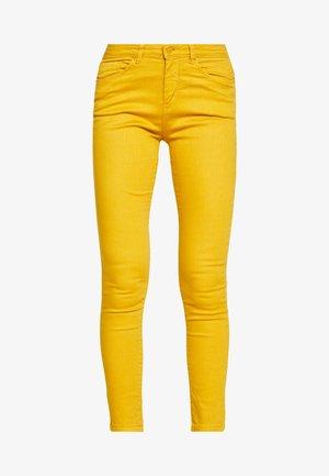 SARGA  - Jeansy Skinny Fit - yellow