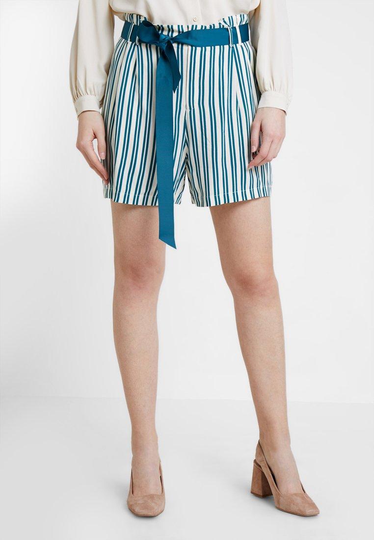 Springfield - CINTURON - Shorts - greens