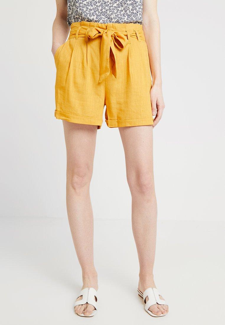 Springfield - LINO LISO - Shorts - yellow