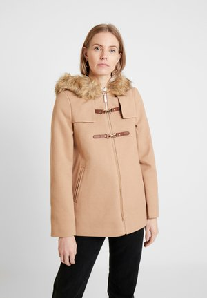 TRENCA HEBILLAS PAÑO - Light jacket - beige