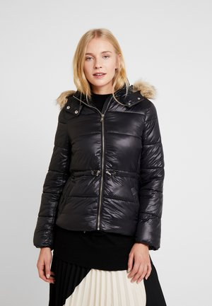 MID WEIGHT VINILO - Winter jacket - black