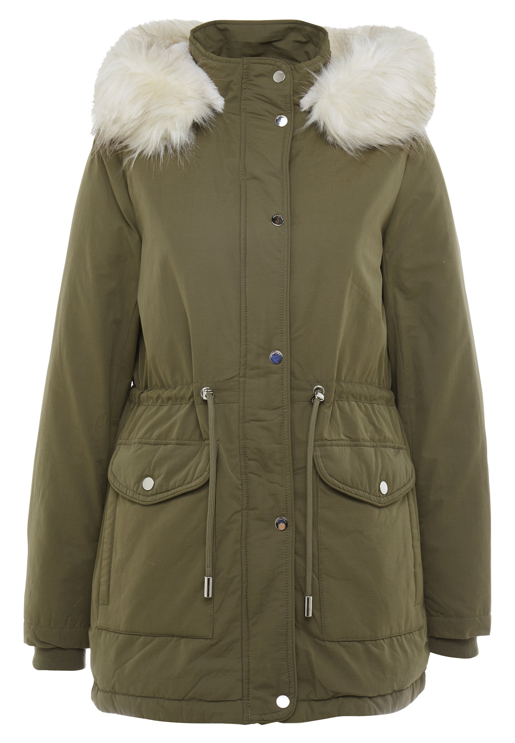 Springfield Mid Lenght - Parka Greens