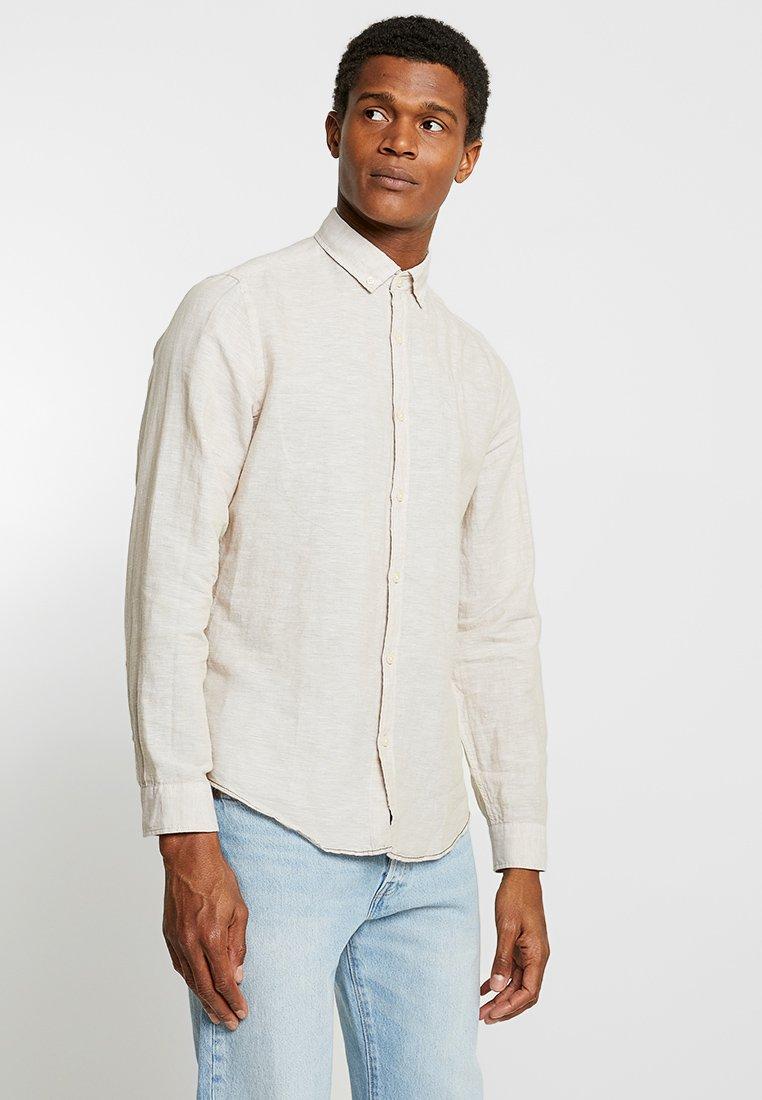 Springfield - SOLID DELAVE - Hemd - beige