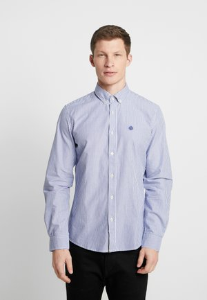 STRIPE PINPOINT OUTDOOR - Shirt - blues