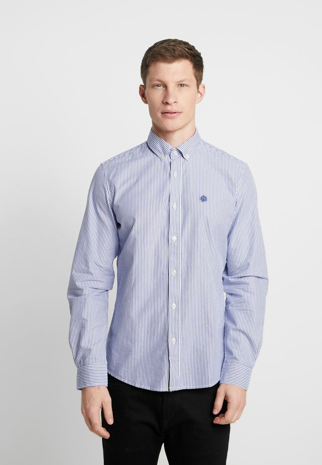 STRIPE PINPOINT OUTDOOR - Hemd - blues