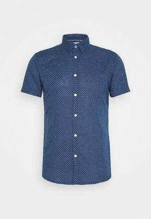 SHIRT - Camisa - dunkelblau