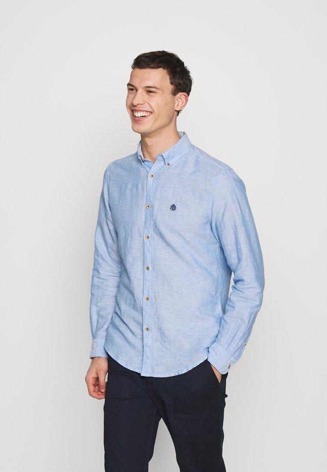 Overhemd - lightblue