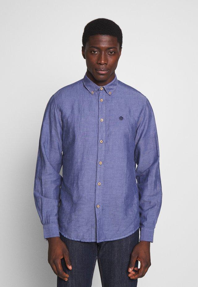 Overhemd - darkblue