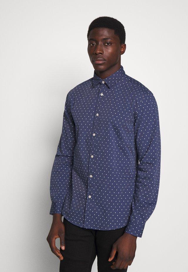 Koszula - dunkelblau