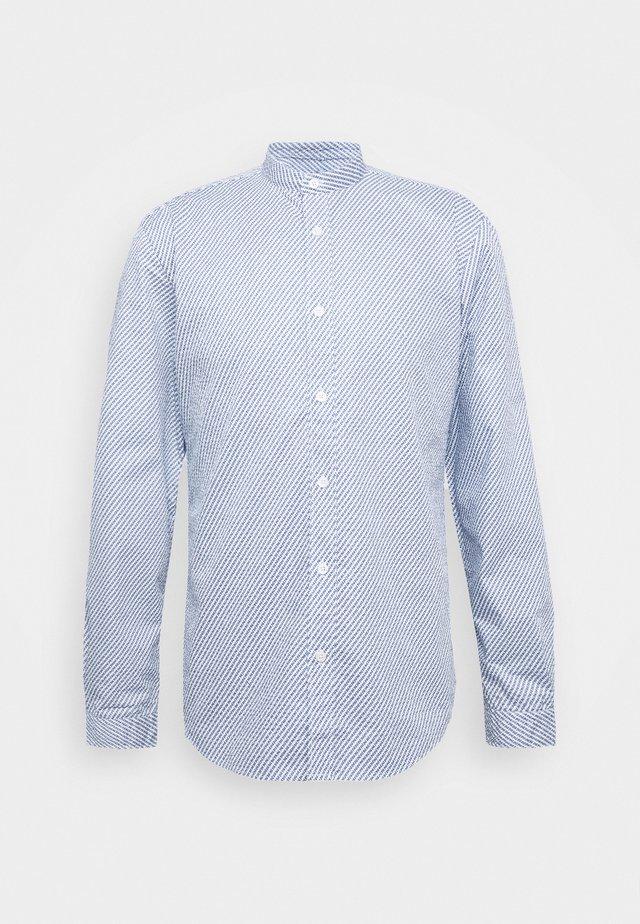 MAO SEERSUCKER PRINT - Overhemd - white