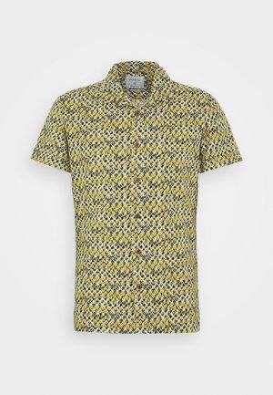 PRINT FUJI AZULES - Shirt - red print