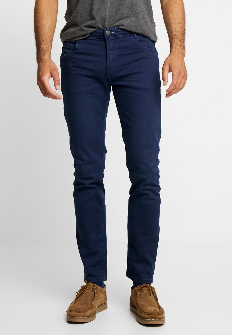 Springfield - SLIM COMFORT-STRETCH - Jeans slim fit - medium blue