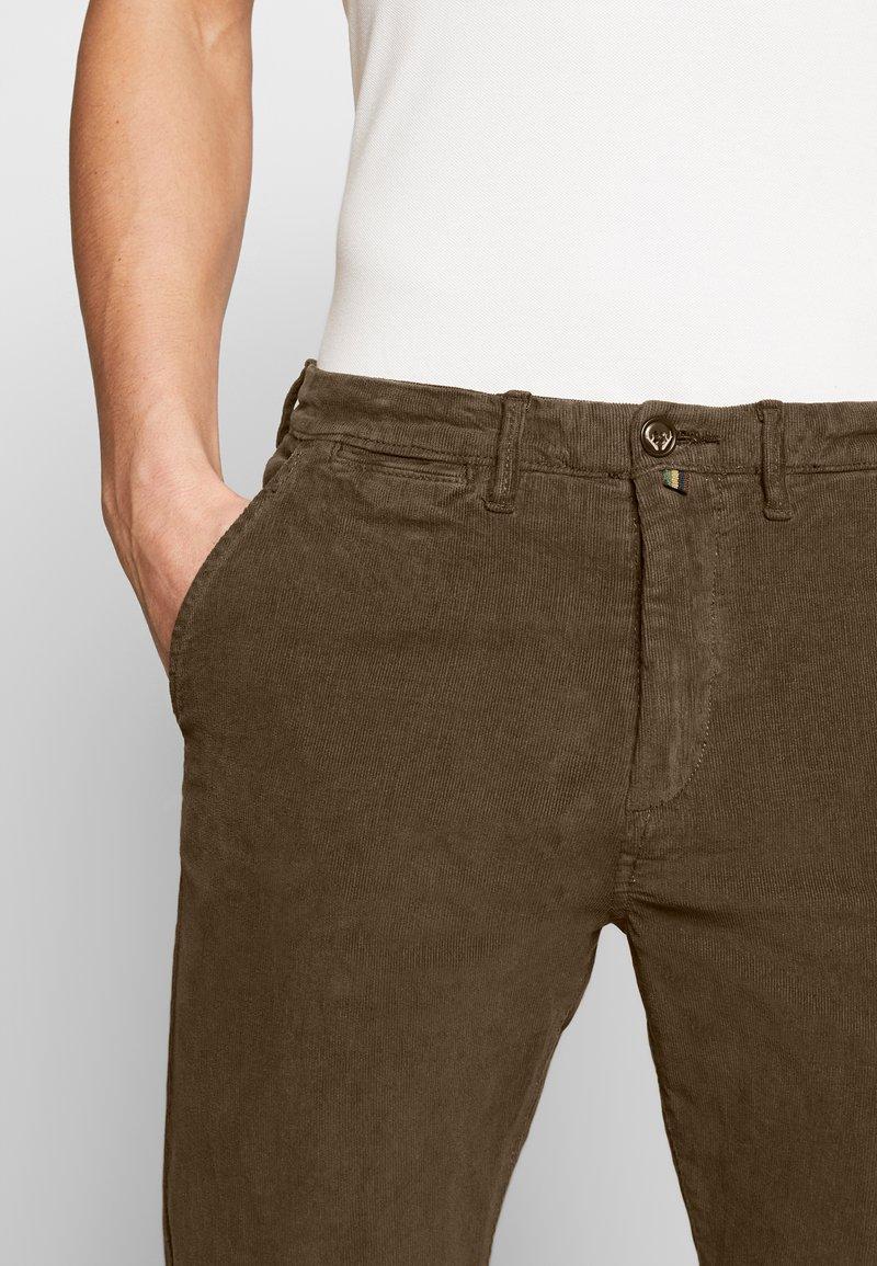 Springfield Bukse - brown