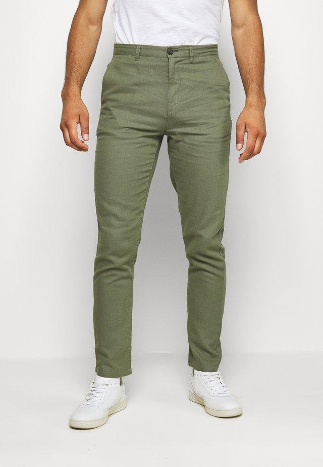 PANT BASICO - Bukser - green