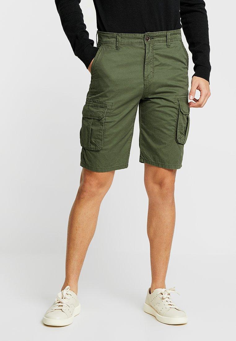 Springfield - BERMUDA - Shorts - greens