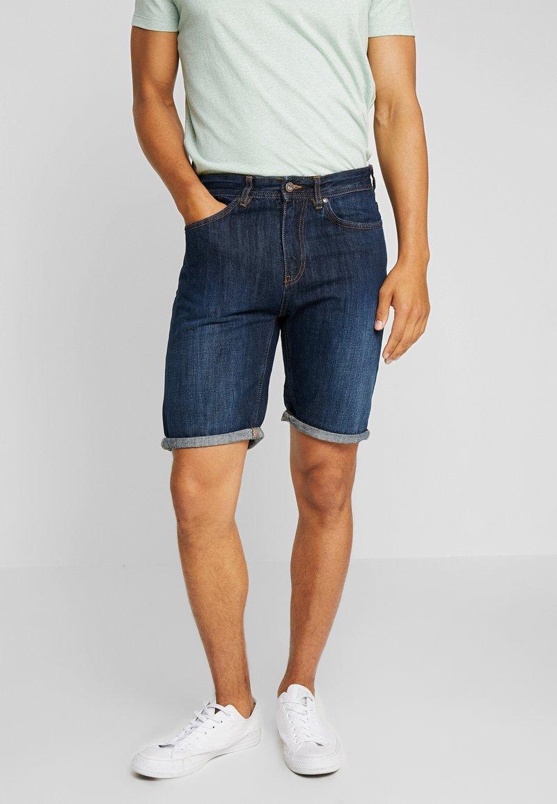 Springfield - BASIC - Shorts vaqueros - blues