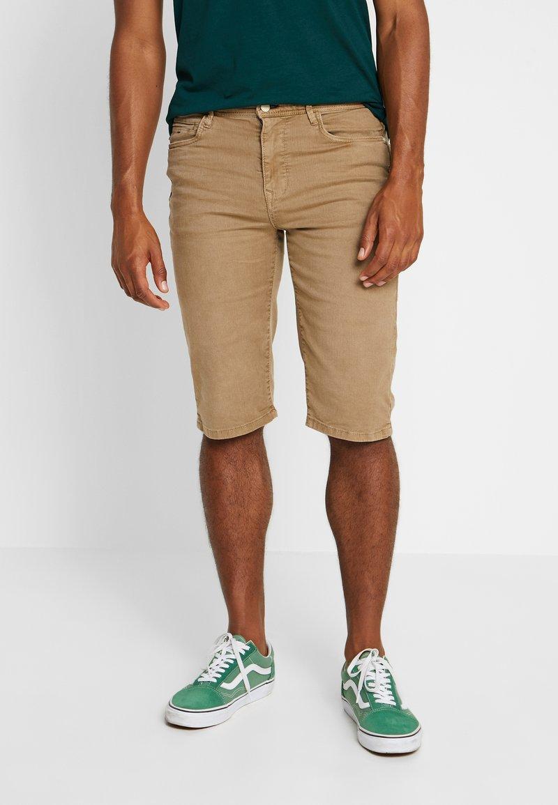 Springfield - BERM PIRATAC - Short - beige/camel